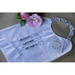 Les serviettes de table élastiquées ( modèle 2 )